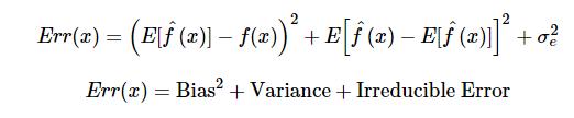 error-of-a-model